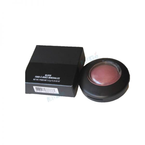 High Quality Paper Cosmetic Blush Box With Pvc Window2