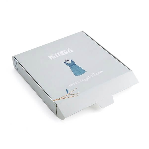 High Quality Wedding Dresses Packaging Gift Box With Color Printed3