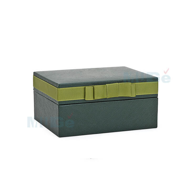 Hot Sale Top And Base Jewelry Box Custom Earring Boxes Muge Packaging