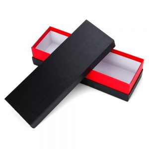 Luxury Cardboard Paper Type Packaging Top And Base Necklace Box2