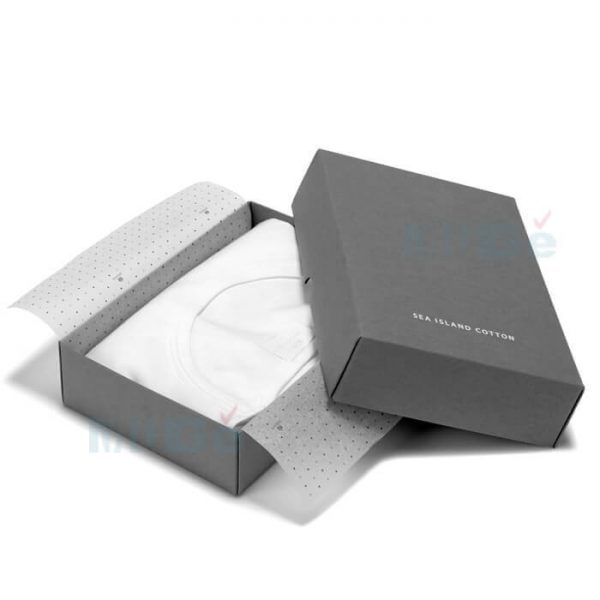 Luxury Custom Apparel Clothes Packaging Boxes With Lid2