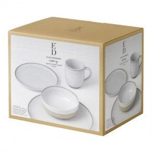 Luxury Tableware Storage Packaging Coated Add Cardboard Paper Box1