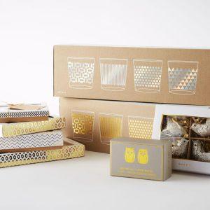 Luxury Tableware Storage Packaging Coated Add Cardboard Paper Box2