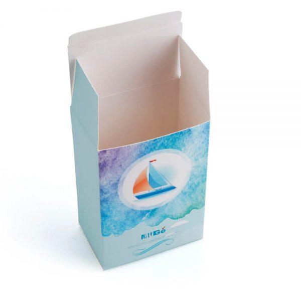 Muge Cosmetic Recycle Paper Packaging Custom Card Box2