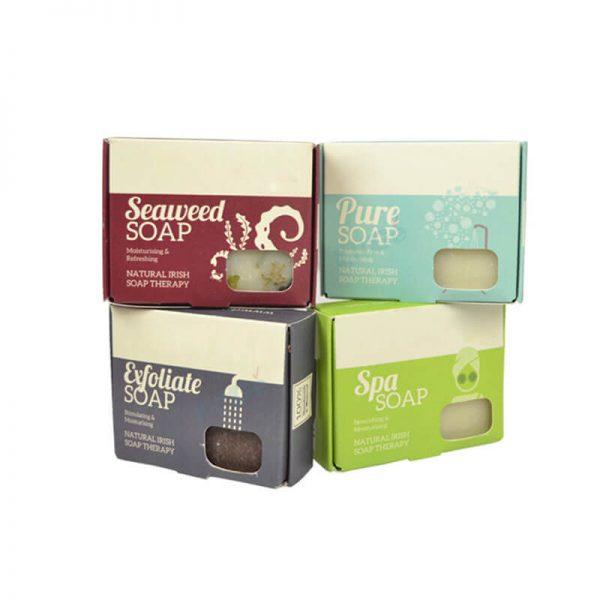 New Design Wholesale Foldable Soap Box Custom3