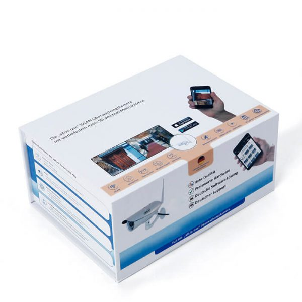 New Products Custom Printed Luxury Gift Box Packaging1