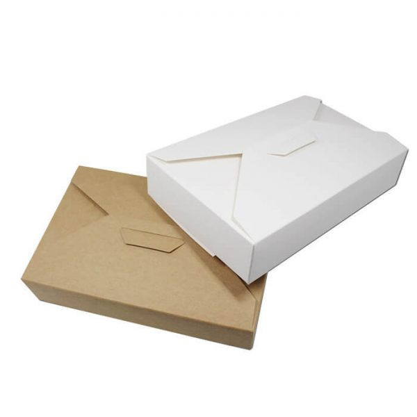 Popular Foldable Mail Shape Paper Scarf Boxes With Custom Printing1