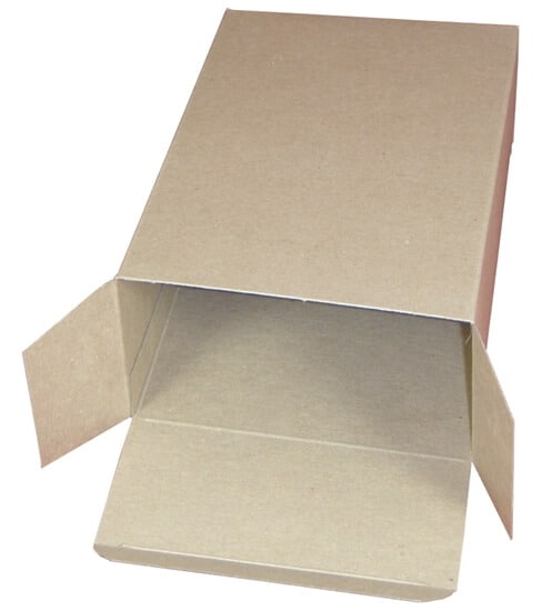 Printed Cosmetic Paper Packaging Olive Oil Card Box3