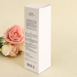Printing Necessities Cosmetic Packaging Black Card Paper Box2