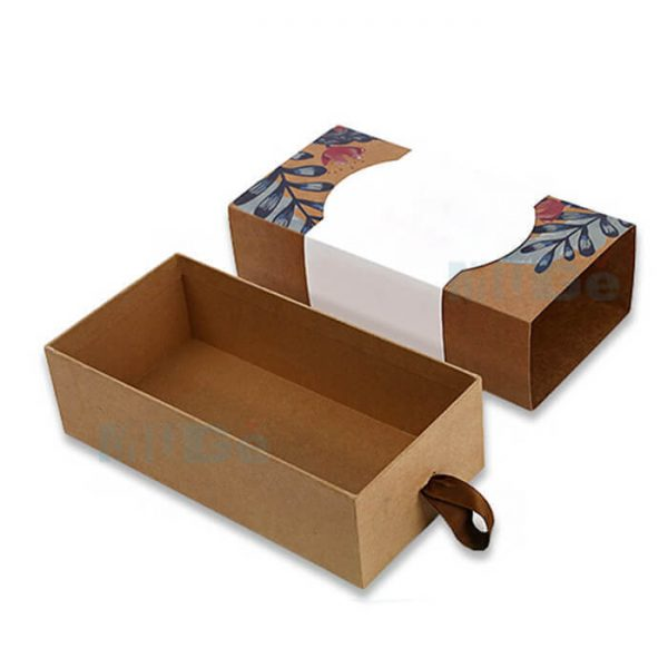 Recycled High Quality Paper Gift Box For Tea Leaf Packaging1