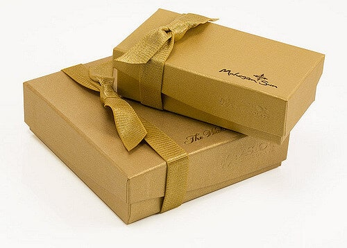Recycled High Quality Paper Gift Box For Tea Leaf Packaging3