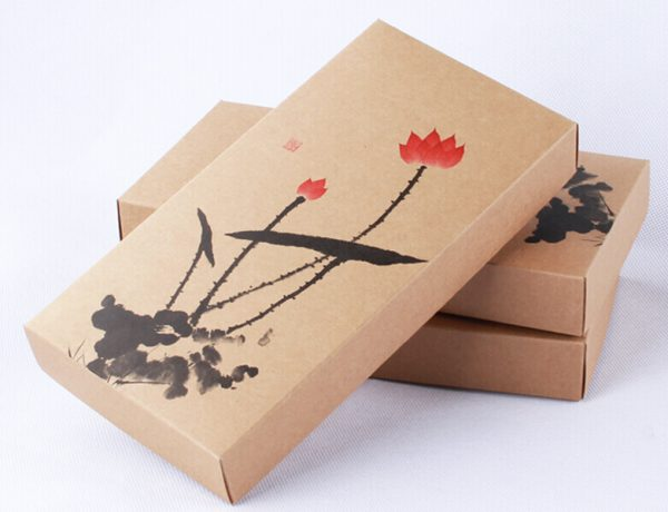 Recycled High Quality Paper Gift Box For Tea Leaf Packaging4
