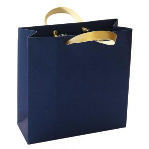 Top Quality Recycled Printed Shopping 25kg Kraft Paper Bag1