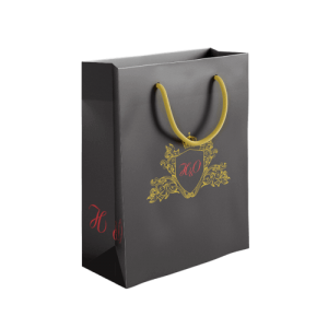 Top Quality Recycled Printed Shopping 25kg Kraft Paper Bag2