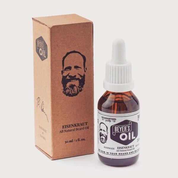 Wholesale Classic Printed Paper Beard Oil Packaging Box2