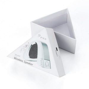 Wholesale Creactive Design Custom Wireless Speaker Gift Packaging Box2