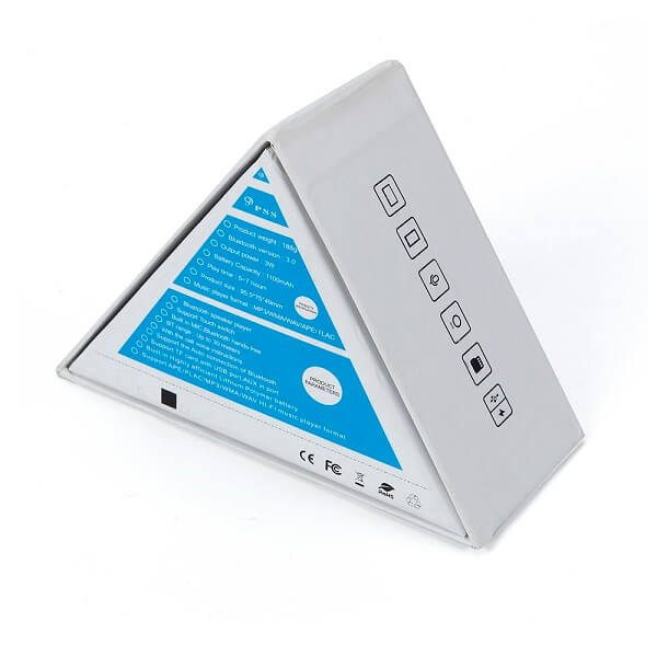 Wholesale Creactive Design Custom Wireless Speaker Gift Packaging Box3