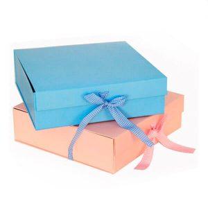 Wholesale Custom Fashion Design Luxury Paper Gift Box Packaging1