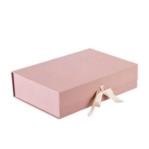 Wholesale Custom Fashion Design Luxury Paper Gift Box Packaging2