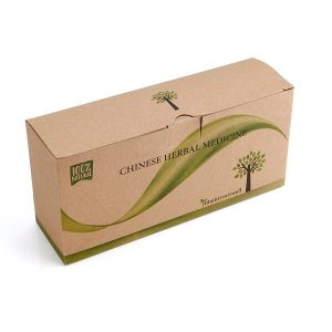 Wholesale High Quality Medicine Kraft Paper Packaging Box1