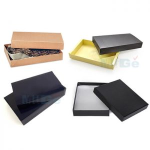 Wholesale Recycle Material Paper Clothes Packaging Boxes1
