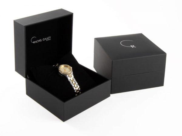 Wholesale Stamping Logo Cardboard Luxury Watch Gift Box2