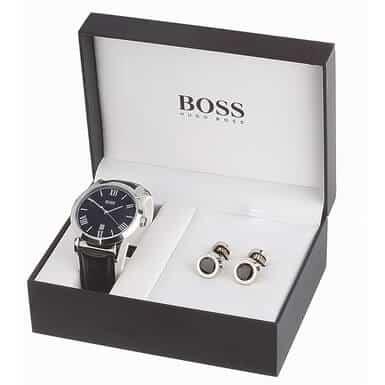 Wholesale Stamping Logo Cardboard Luxury Watch Gift Box3