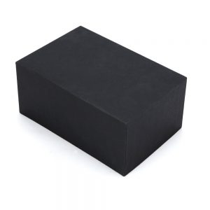 Black Custom Rigid Paper Box1
