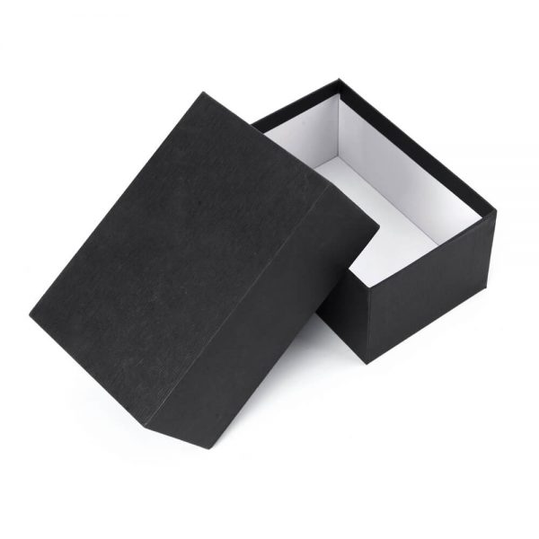 Black Custom Rigid Paper Box3