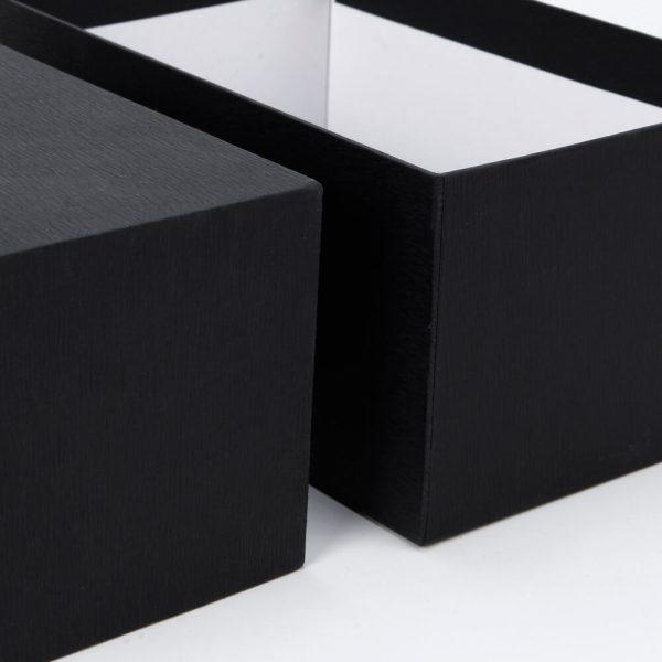 Black Custom Rigid Paper Box4