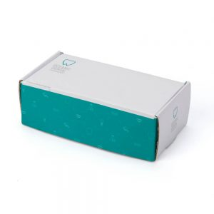 Custom Corrugated Dental Packaging Box1