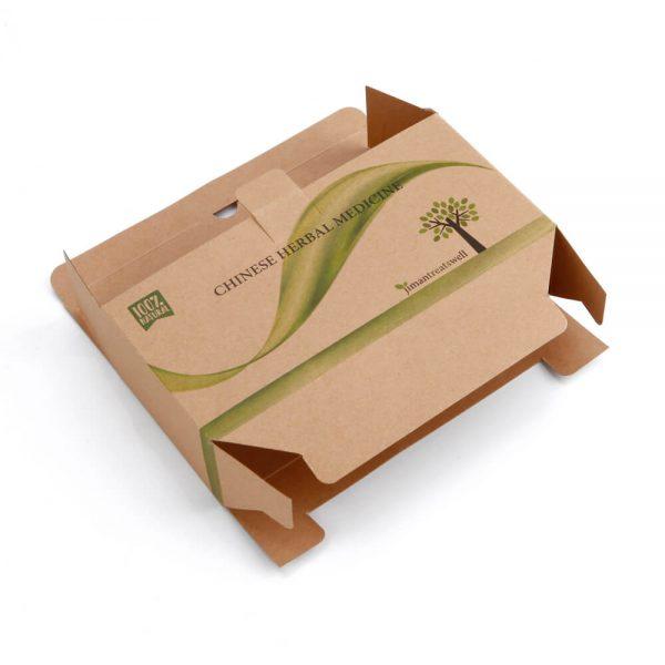 Custom Medicine Paper Box2