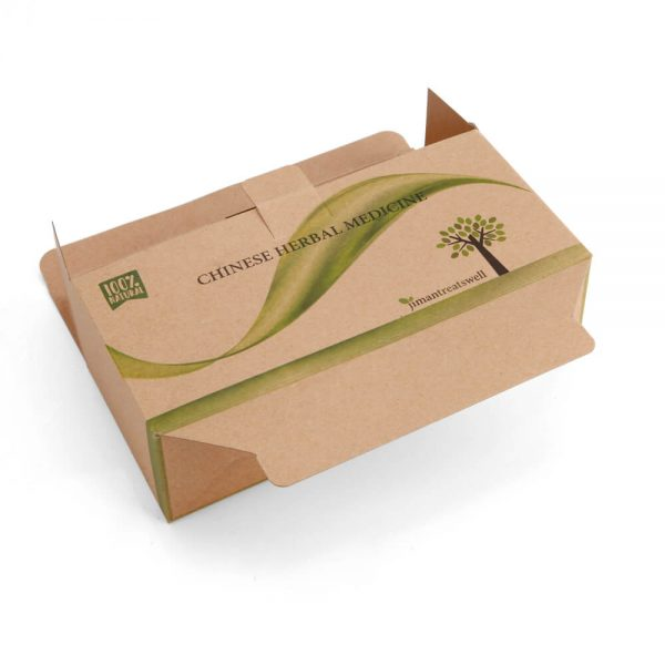 Custom Medicine Paper Box4