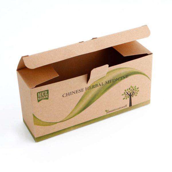 Custom Medicine Paper Box8