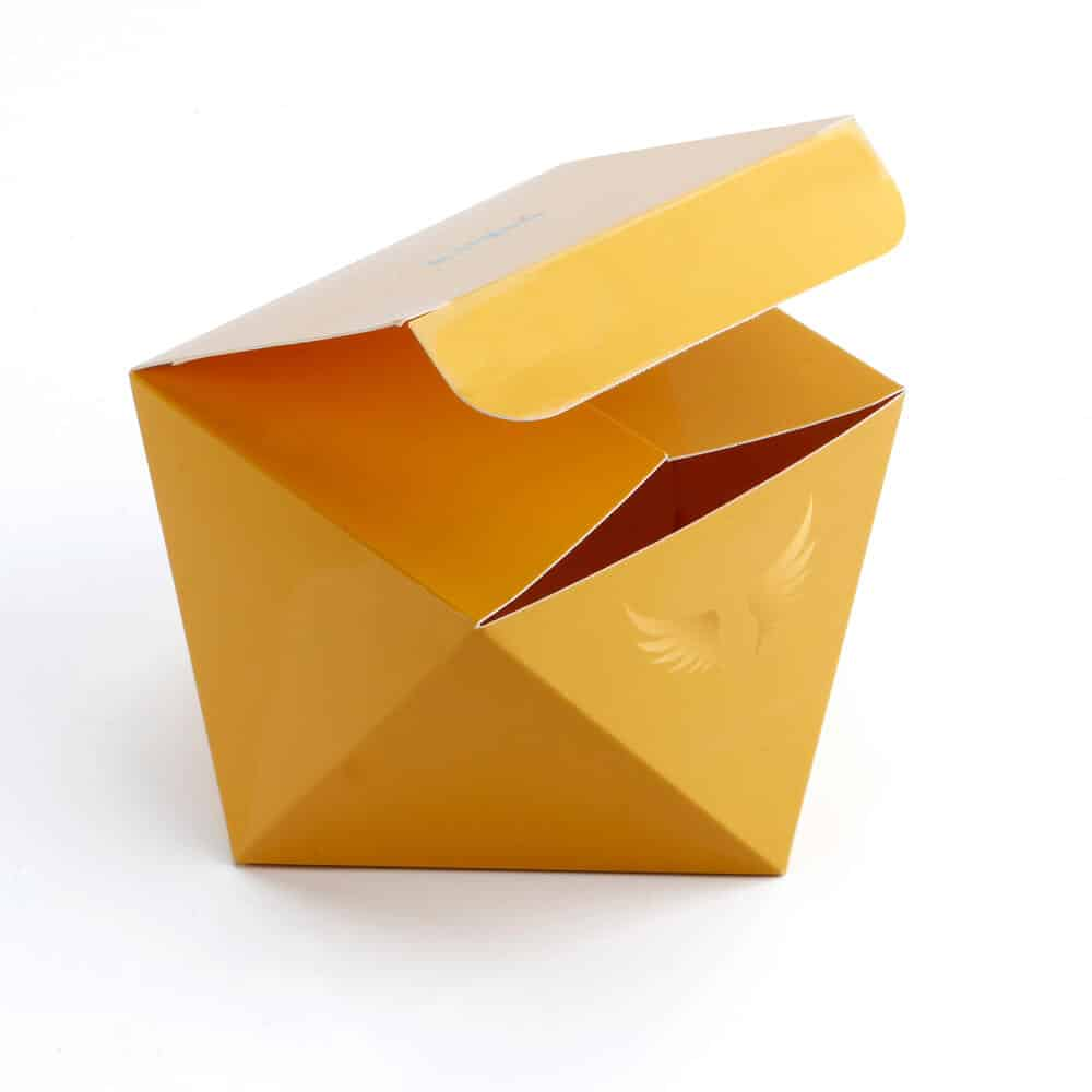 Custom Polygon Paper Box Muge Packaging