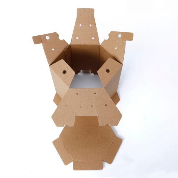 Hexagon Corrugated Box Wholesale3