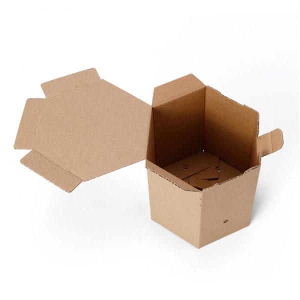 Hexagon Corrugated Box Wholesale8