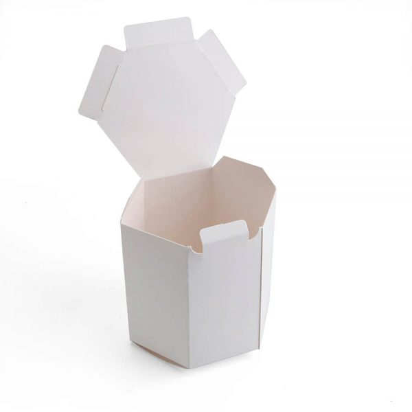 Custom Hexagonal Cardboard Box7