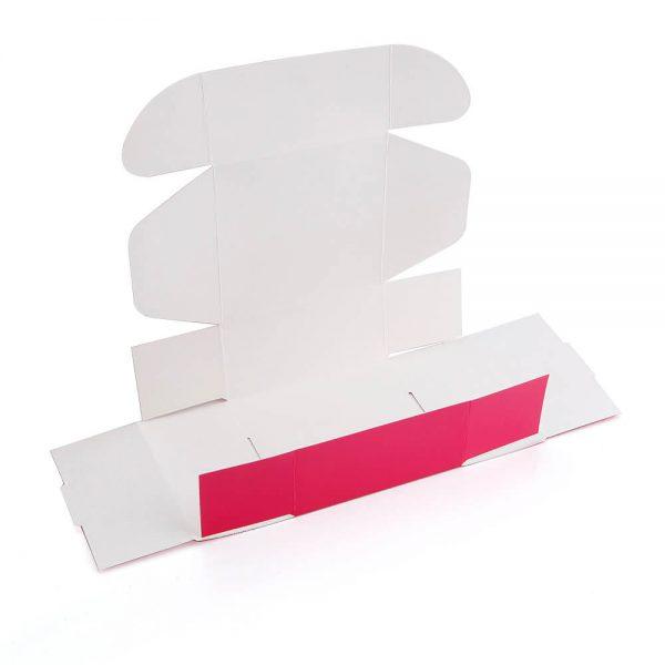 Custom Red Cardboard Box2