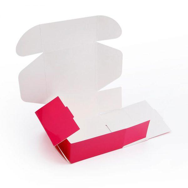 Custom Red Cardboard Box4