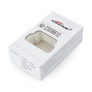 PVC Window Box With Foam1