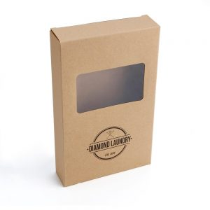 Wholesale Cardboard Window Box8