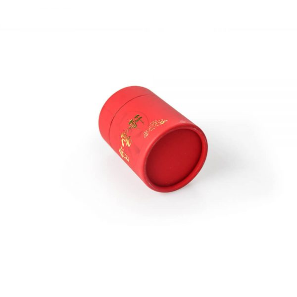 Red Paper Tube Packaging5