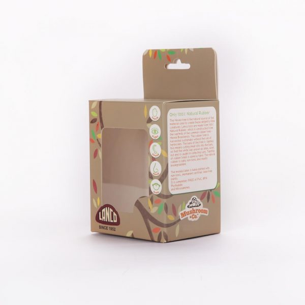 Cardboard Box with Clear PVC Window2