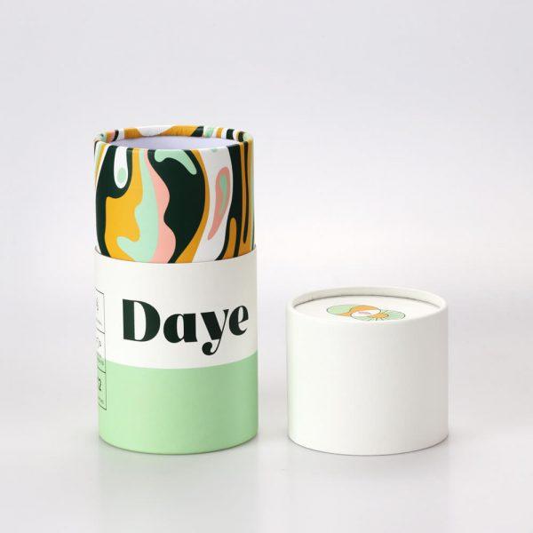 Cosmetic Paper Tube Packaging2