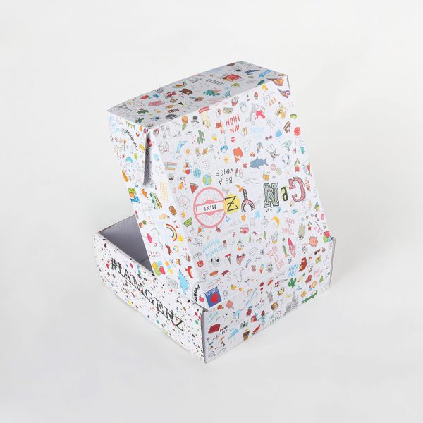 White Corrugated Boxes Wholesale5