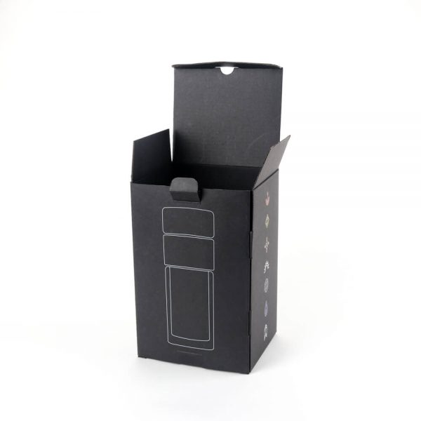 Black Corrugated Boxes Wholesale2