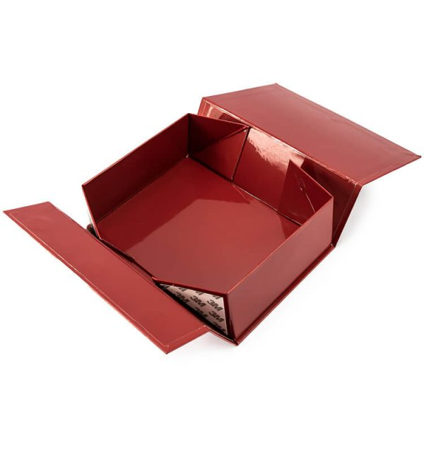 Red Collapsible Rigid Box4