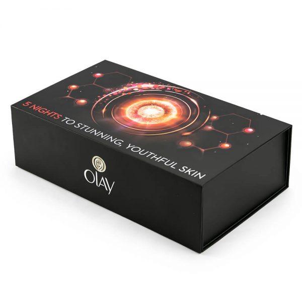 Black Folding Gift Boxes1