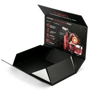 Black Folding Gift Boxes2